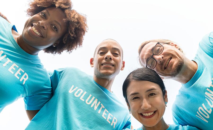 Volunteer to support Back 2 God